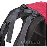 Трекинговый вело рюкзак Rimini 25 Л серый, фото 7