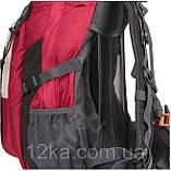 Трекинговый вело рюкзак Rimini 25 Л серый, фото 8