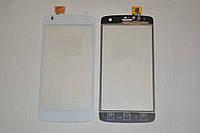 Оригинальный тачскрин / сенсор (сенсорное стекло) для Fly IQ4503 Era Life 6 (белый цвет, чип Goodix) + СКОТЧ