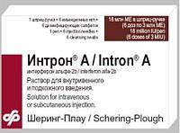 Интрон А® Intron A® 18млн