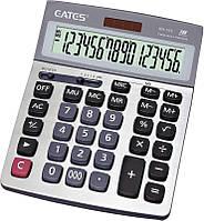 Калькулятор EATES BM-16V (16 разрядов, 2 питания)