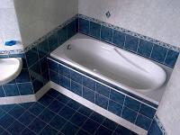 Установка ванн, душевых кабин, гидробоксов