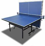 Стол для настольного тенниса TOUR 1800, профессиональный, складающийся  , фото 7