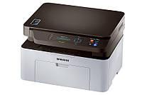Лазерный принтер SAMSUNG SL-M2070 3в1 + USB