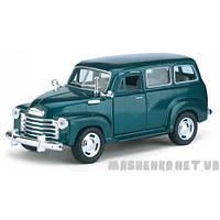 Машина 1950 Chevrolet Suburban Carryall KT5006W Kinsmart Китай