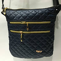 Женская сумка через плечо  стеганная  оптом