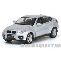 Машина BMW X6 KT5336W Kinsmart Китай