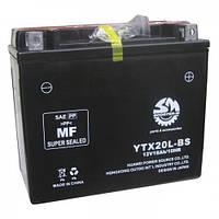 Outdo YTX20L-BS 12V 18Ah. Аккумулятор