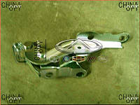 Петля капота левая, Geely Emgrand EC7RV [1.8,HB], ОРИГИНАЛ
