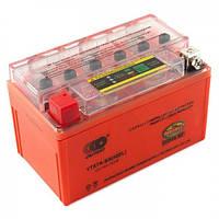 Outdo 12V 7Ah с индикатором заряда. Аккумулятор
