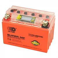 Outdo 12V 9Ah с индикатором заряда, вольтметром. Аккумулятор