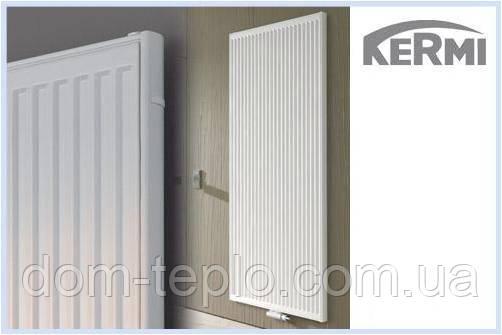 Радиатор стальной Kermi FK0220918 900x1800 22 тип боковое подключение