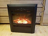 Электрокамин  WS-Q-03, мощность 1750W, регулировка яркости огня