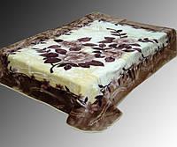 Плед одеяло акриловое стриженное.евро 200*240