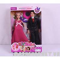 Кукла (типа Барби -  Семья) в коробке  B48  Китай