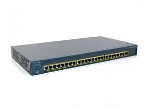 Коммутатор Cisco Catalyst WS-C2950-24, бу