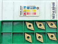 Твердосплавные пластины сменные для резцов DNMG150408-MA UE6020 MITSUBISHI