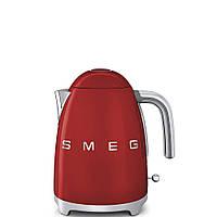 Чайник электрический Smeg KLF01RDEU кррасный