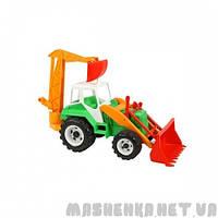 Трактор Тигр универсал в сетке 020  Орин Украина