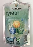 Биохелат дой-пак Гумат с микроэлементами 0,5 л купить оптом в Украине от производителя 7 километр