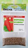 "Морковь ""Красавка"" (Зипер) ТМ ""Весна"" 7г"