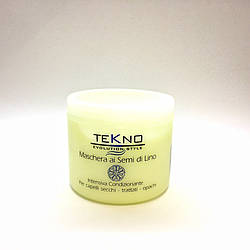 Маска для волос с семенами льна Tekno evolution style 500 мл