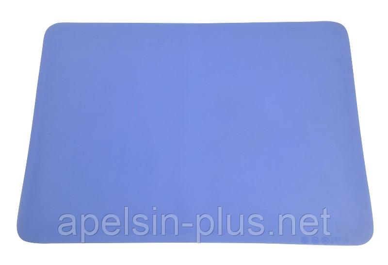 Силиконовая салфетка для раскатки теста и выпечки 27,5 см 38см