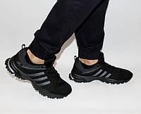Мужские кроссовки ADIDAS Marathon черные
