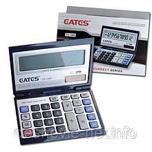 Калькулятор EATES CX-1800 (12 разрядов, 2 питания)