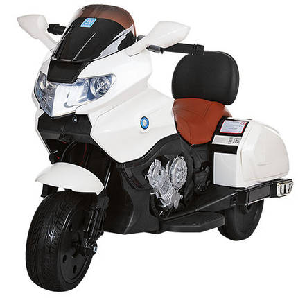 Детский аккумуляторный мотоцикл, фото 2