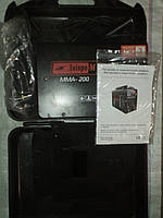 Сварочный аппарат, инвертор Днепр-М mini ММА 200