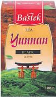 Черный листовой чай Yunnan black tea 100 гр