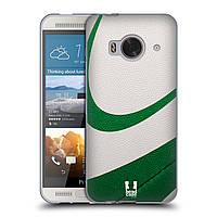 Силиконовый чехол для HTC One ME узор Мяч для пляжного волейбола