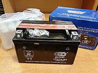 Аккумулятор для скутера 7A/12V OUTDO  заливной