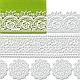 "Коврик для гибкого айсинга ""Кармен"" декор Розы 29 см 39 см, фото 2"