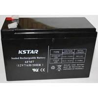 Аккумуляторная батарея KSTAR 12V 7AH (6-FM-7)