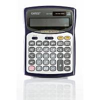 Калькулятор EATES CX-505 (12 разрядов, подсветка экрана, 2 питания)