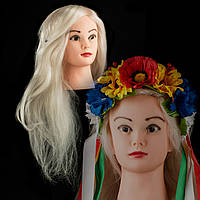 Учебный манекен Eleonora  70-75см, белый