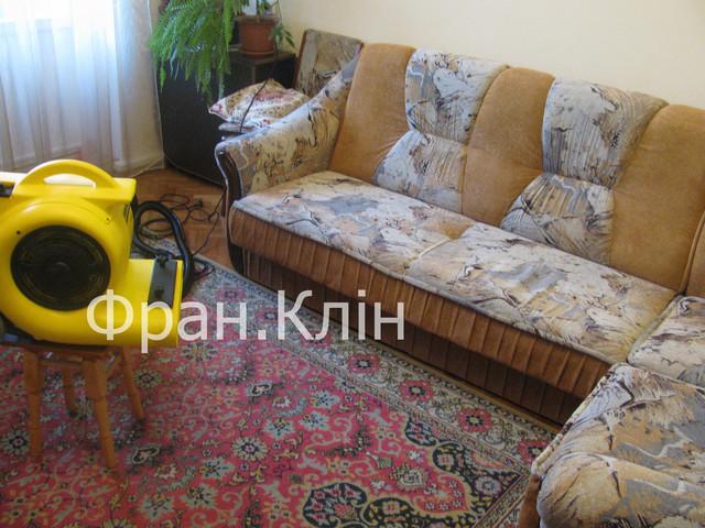 Як проводити чистку м'яких меблів та килимів на дому?!