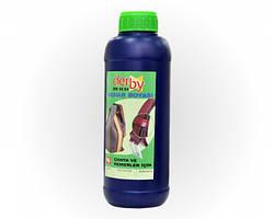 Краски Derby DW4554 siyah 1l для уреза кожи черная