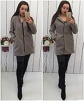 Кашемировое пальто, цвета