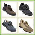 Рабочие туфли, полуботинки, кроссовки