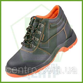 Ботинки рабочие кожаные, с металлическим носком URGENT 101 S
