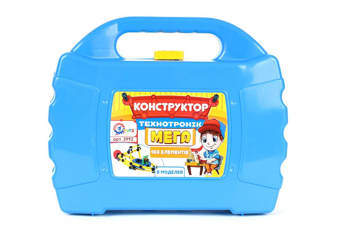 """Конструктор """"Технотроник Мега ТехноК"""", арт. 3992"""