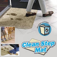 """Супервпитывающий придверный коврик """"Ни следа"""" (Clean Step Mat)"""