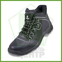 Ботинки рабочие кожаные, с металлическим носком URGENT 105 S1