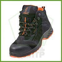 Ботинки рабочие с металлическим носком URGENT 103 SB, замша + кожа