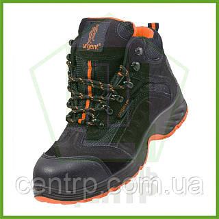 Ботинки рабочие с металлическим носком URGENT 103 SB, нубук