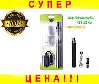 Электронная сигарета eGo CE6 1100 mAh + Жидкость