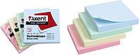 Стикеры для заметок Axent 75x75 мм голубые  2314-04-А